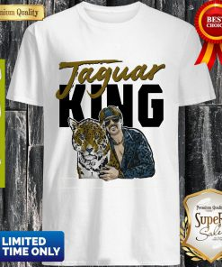 Official Jacksonville Jaguar King Shirt