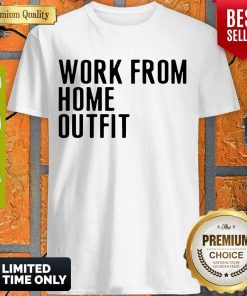 Official Work From Home Outfit Coronavirus Shirt