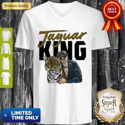 Official Jacksonville Jaguar King V-neck