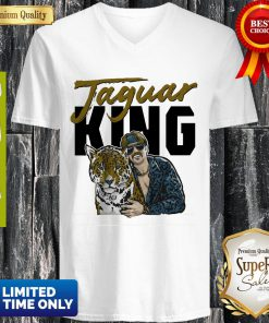 Official Jacksonville Jaguar King V-neck