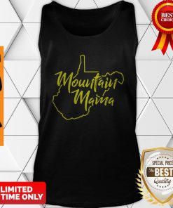 Official Mountain Mama West Virginia Tank Top