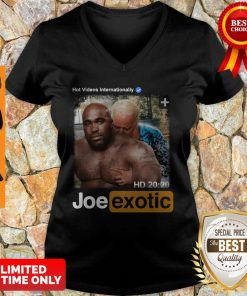Hot Videos Internationally Joe Exotic Pornhub V-neck