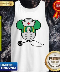 Mickey Nurse Face Mask George Washington Tank Top