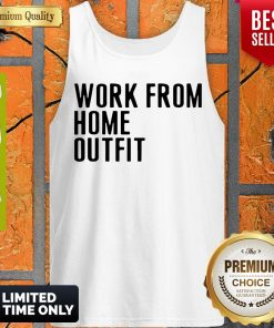 Official Work From Home Outfit Coronavirus Tank Top
