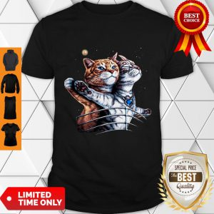 Official Titanic Cats Funny Cat Lovers Shirt