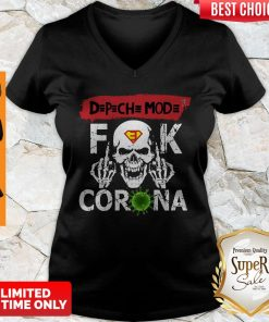 Hot DPCH Mod Fuck Corona V-neck