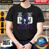 Nice Giants Dad A Son's First Hero A Daughter's First Love Shirt
