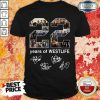 Official 22 Years Of Westlife Signatures Shirt
