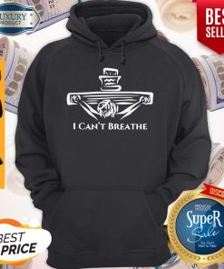 Official Jesus God I Can't Breathe Hoodie