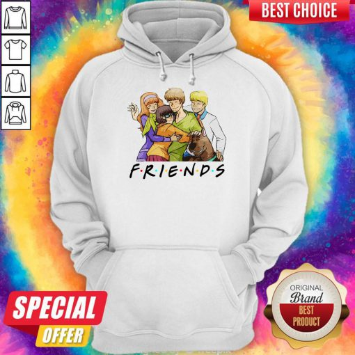 Official Scooby-Doo Friends Hoodie