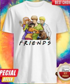 Official Scooby-Doo Friends Shirt