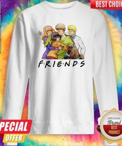 Official Scooby-Doo Friends Sweatshirt