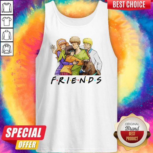 Official Scooby-Doo Friends Tank Top