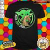 Top Master Yoda And Baby Yoda best Dad Ever Shirt
