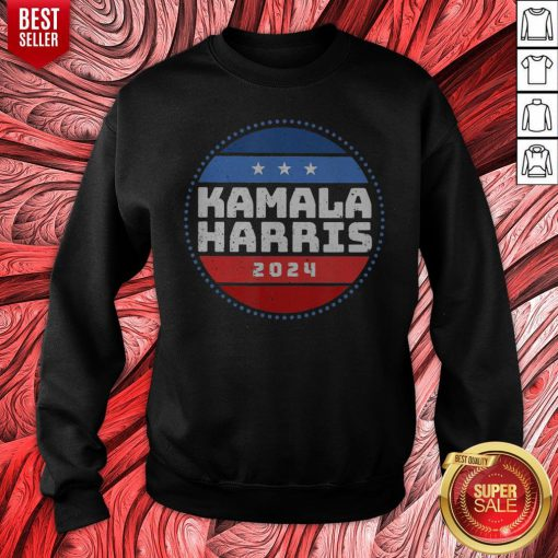 Good Vote Kamala Harris 2024 Vintage Sweatshirt