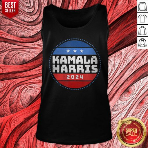 Good Vote Kamala Harris 2024 Vintage Tank Top