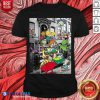 Nickelodeon Classic Nicktoons Hanging On Stoop 2020 T-Shirt - Design By Blablatees.com