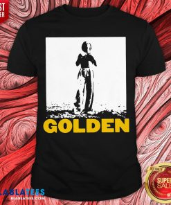 Official Golden Crewneck Shirt - Design By Blablatees.com