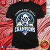 Top Tampa Bay Rays American League Champions 2020 Shirt - Design By Blablatees.com