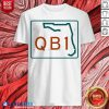 Official Qb1 Miami Football Shirt - Design By Blablatees.com