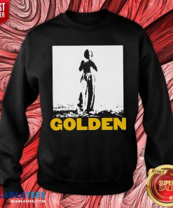 Official Golden Crewneck Sweatshirt - Design By Blablatees.com