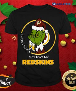 Nice I Hate People But I Love My Skins Shirt Design By Blalblatee.com