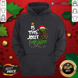 Official Is This Jolly Enough Shirt Design By Blablatee.com