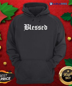 Phora Merch Blessed Shirt Design By Blablatee.com