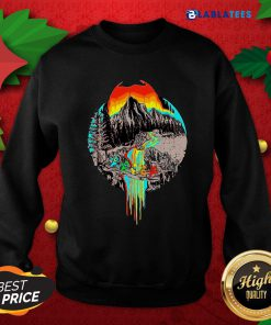Volcanoes Overflowing Dancing Bear Grateful Dead Shirt Design By Blablatee.com