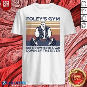 Foley'S Gym Get Motivated In A Van Down Design By Blalbatee.com