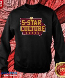 5-Star Culture T-Shirt Design By Blablatee.com