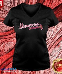 Atlanta Hammers Shirt Design By BLablatee.com