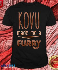 Kovu Made Me A Furry 2021 Shirt Design By Blablatee.com