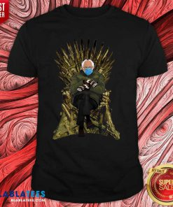 Bernie Sanders Game Of Throne Shirt Design By Blablatee.com
