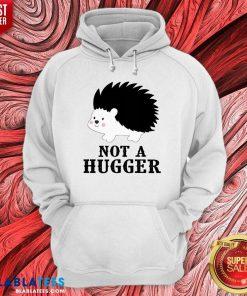Good Hedgehog Not A Hugger Hoodie